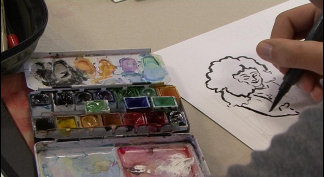 Apprendre l'art sur manaa.tech
