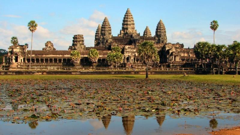 Vivez des vacances de rêve lors de voyages famille cambodge